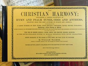 Christian Harmony William Walk